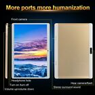 10.1'' 64GB Android 8.1 Tablet PC Octa Core 10 Inch HD WIFI 2 SIM 4G Phablet g5