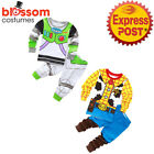 N21 Toy Story 4 Woody Buzz Lightyear Child Boys Pyjamas Kids Book Week Costume