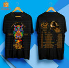 Zac Brown Band The Owl Tour Spring 2020 Black Concert Merch T-Shirt S-5XL image