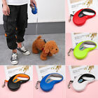 Belt Automatic Retractable Dog Leads Cord Tape Dogs Leash Traction Rope