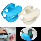 1PC Plastic Racing Pigeon Holder Easy Bird Fixed Frame Rack Medicine Feeder Cage