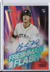 2019 Topps Chrome Rookie Autographs - YOU PICK - MT-MT+Baseball Cards - 213