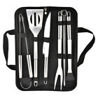 All in 1 BBQ Tool Set Outdoor Cooking Roast Oven Grill Baking Utensil/Pad/Sheet