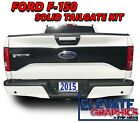 Fits Ford F-150 Solid Tailgate Stripes Decals 3M Vinyl Graphics Stickers 15-20