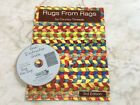 Rugs from Rags by Country Threads: rug twining book OR dvd  or get both  save