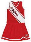 Outerstuff NFL Youth Girls San Francisco 49ers Cheerleader Play Two Piece Set $12.99 USD on eBay