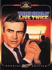 You Only Live Twice (DVD, 2000, DISCONTINUED) Sean Connery James Bond Film $13.49 USD on eBay