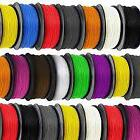 1.75 mm PLA filament for 3d printing different colours