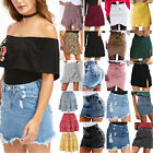 Women High Waist Mini Skirt Summer Ladies Sexy Casual Skirt Clubwear Party Size