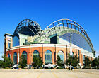 Miller Park MILWAUKEE BREWERS Photo Picture BASEBALL STADIUM 8x10 11x14 or 16x20 on Ebay