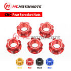 SPOKE6 M12 Rear Sprocket Nuts For Triumph Daytona 1000 1991-1995 $26.88 USD on eBay