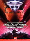 STAR TREK THE FINAL FRONTIER DVD Brand NEW 1999 Factory Sealed Widescreen on eBay