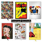 Licensed Journal Notebook with Hard Cover Batman Betty Boop Harry Potter $9.99 USD on eBay