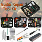 Kyпить Luthier Guitar Care Repair Maintenance Tools Full Set Guitar Tool Kits Pliers US на еВаy.соm