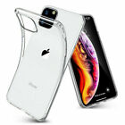 Transparent Silicone Clear Back Cover Case For iPhone 12 11 Pro Max 7+ 8 X XS XR