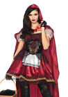 Leg Avenue 85541 Captivating Miss Red S-L Rot Kostüm Fasching Karneval Halloween