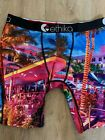 Ethika Men's The Staple Fit | South Beach Miami | Boxer Brief Underwear | USA