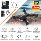 Kyпить 5.8G 4K Drone RC Drones x Pro With HD Camera GPS WIFI FPV Foldable Quadcopter на еВаy.соm