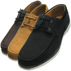Sedagatti Men's Casual Top Lace Mesh Deck Shoes NEW