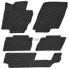 Mercedes OEM All Weather Floor Mats 2020 2021 GLE 167 W/3rd Row Pkg Set of 5