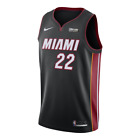 Miami Heat - Jimmy Butler #22 Nike Sponsor Patch Swingman Jersey - Icon Edition on eBay