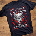 Better To Be A Wolf Of Odin 1