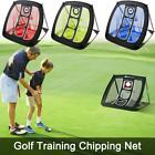 Up Golf Chipping Net Practice Swing Game with  Training Balls Indoor/Outdoor