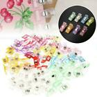 Plastic Holding Clip Set For Crafts Quilting Sewing Kits Diy Knitting G9r1