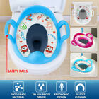 Baby Toddler Travel Potty Soft Cushion Cover Padded Toilet Training Seat Pads