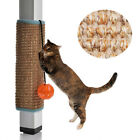 Protector Kitten Toy Cat Scratcher Pad Home Gift Ring Ball Furniture Bed Mat SU