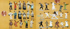 STAR WARS MICRO MACHINES FIGURES CHOOSE FROM LUKE LEIA REBELS IMPERIALS CANTINA $3.95 USD on eBay