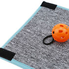 Care Kitten Toy Cat Scratcher Pad Furniture Protector Ring Ball Gift Bed Mat LE