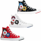 Converse Chuck Taylor All Star Hi Logo Play Damen-Sneaker Chucks Schuhe High...