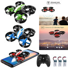 Holy Stone HS210 Mini RC Drone 2.4G Altitude 360° Flip Micro Quadcopter For Kids