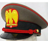 WW2 Italian Duce of Fascism Fascist Military General Officers Visor Hat Cap