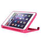 for iPad Mini Case Kids 3 Layers Shockproof Full-Body Hard PC Soft Silicone