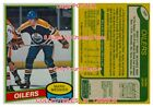 "MARK MESSIER 1980 Edmonton Oilers = POSTER Hockey Card 8 SIZES 18"" - 36"" $52.3 USD on eBay"