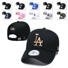 Embroidered Los Angeles Dodgers Baseball Cap Strapback Adjustable Comfy Sun Hat on Ebay