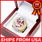FROM USA -OFFICIAL Super Bowl LIV 2020 KANSAS CITY CHIEFS 2019 Championship Ring