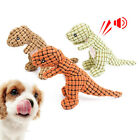 Lovely Dinosaur Plush Squeaky Doll Dog Puppy Sound Bite Chew Toy Pet Supply Cute