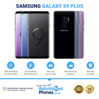 Samsung Galaxy S9+ Plus 64gb/128gb All Colours / Networks Sim Free Phone G965f