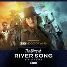Diary of River Song Series 7 by James Goss Compact Disc Book Free Shipping!
