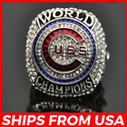 FROM USA - Official World Series Championship CHICAGO CUBS 2016 Ring - All Sizes on Ebay