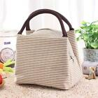 Oxford Cooler Tote Lunch Storage Bag Thermal Pouch Insulated Food Container 6t
