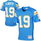 San Diego Chargers Lance Alworth #19 Mitchell & Ness Men's 1963 Legacy Jersey $234.99 USD on eBay