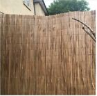 Bullrush Bamboo Screening Roll Privacy Screen Fencing Garden Fence Panel 4m Long