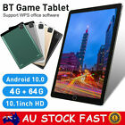 10 1 inch android 10 0 bluetooth tablet pc 4 64gb wifi 1080p dual camera gps wps