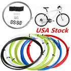 Bike Front Rear Inner Outer Wire Shift Gear Shifter Derailleur Cable Housing Kit