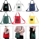 Canvas Crossbody Totes Shoulder Pack Canvas Handbag Messenger Pack Shoulder Bag