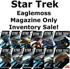 Star Trek Eaglemoss Magazine ONLY- Special Inventory Sale!  Your Choice of 100+ on eBay